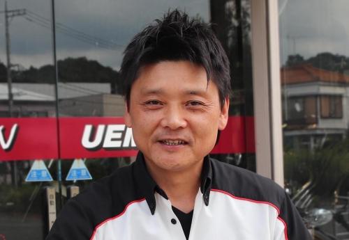 ウエマツスタッフ 副社長 枝川 寿